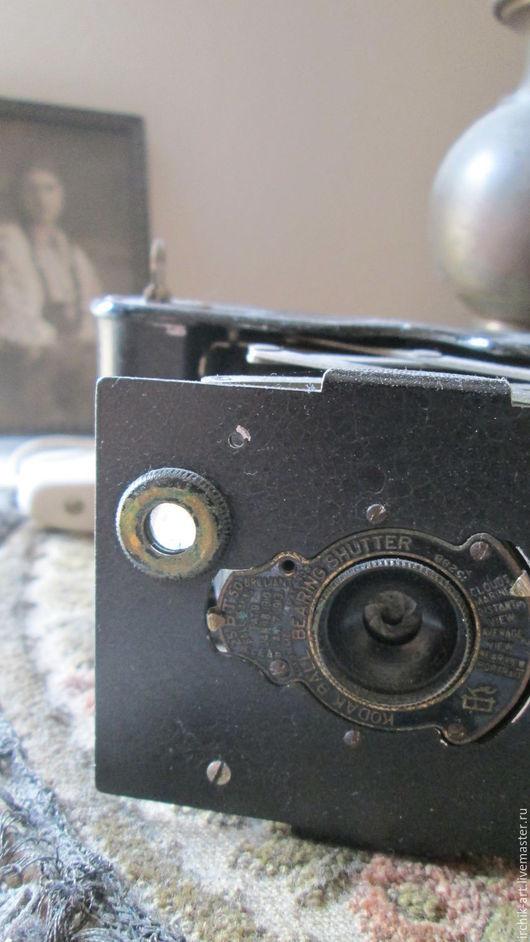"""Фотокартины ручной работы. Ярмарка Мастеров - ручная работа. Купить """"Старый фотоаппарат"""" серия фоторабот. Handmade. Чёрно-белый"""