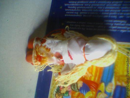 Народные куклы ручной работы. Ярмарка Мастеров - ручная работа. Купить обереговые куклы. Handmade. Обереговая кукла, ткань хлопок