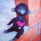 Куклы и игрушки ручной работы. Ярмарка Мастеров - ручная работа Чупокабра. Handmade.