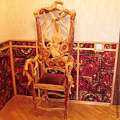 Для дома и интерьера ручной работы. Ярмарка Мастеров - ручная работа Кресло полумягкое. Handmade.