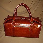 Classic Bag handmade. Livemaster - original item Women`s leather handbag transformer.. Handmade.