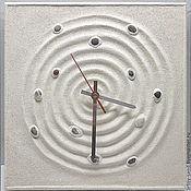 """Для дома и интерьера ручной работы. Ярмарка Мастеров - ручная работа """"ЭХО"""" из песка часы авторские. Handmade."""