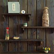 Для дома и интерьера ручной работы. Ярмарка Мастеров - ручная работа Полка для дачи. Handmade.