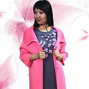 """Одежда handmade. Livemaster - original item Knitted suit """"Сherry blossom"""". Handmade."""