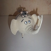 Куклы и игрушки ручной работы. Ярмарка Мастеров - ручная работа Слоники. Handmade.
