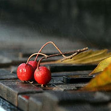 Картины и панно ручной работы. Ярмарка Мастеров - ручная работа Фотокартина Старый рояль. Handmade.