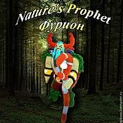 Куклы и игрушки ручной работы. Ярмарка Мастеров - ручная работа Фурион Nature`s Prophet - Dota 2. Handmade.