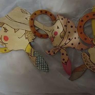 Куклы и игрушки ручной работы. Ярмарка Мастеров - ручная работа Детская развивающиеся игрушка. Handmade.