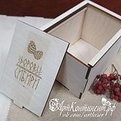 Сувениры и подарки ручной работы. Ярмарка Мастеров - ручная работа Коробка-пенал. Handmade.
