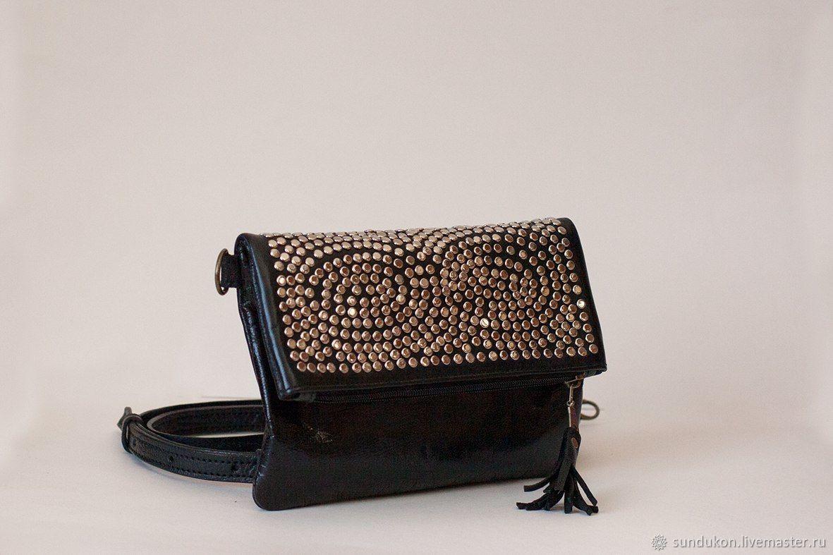 239e543d2146 Женские сумки ручной работы. Ярмарка Мастеров - ручная работа. Купить  Женская кожаная сумка- ...