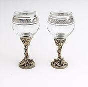Посуда handmade. Livemaster - original item A glass of