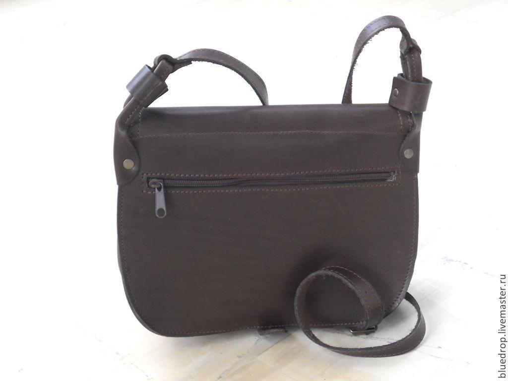 Брутальные наплечные сумки
