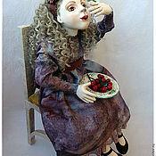 Куклы и игрушки ручной работы. Ярмарка Мастеров - ручная работа фарфоровая кукла. Незваные гости. Handmade.