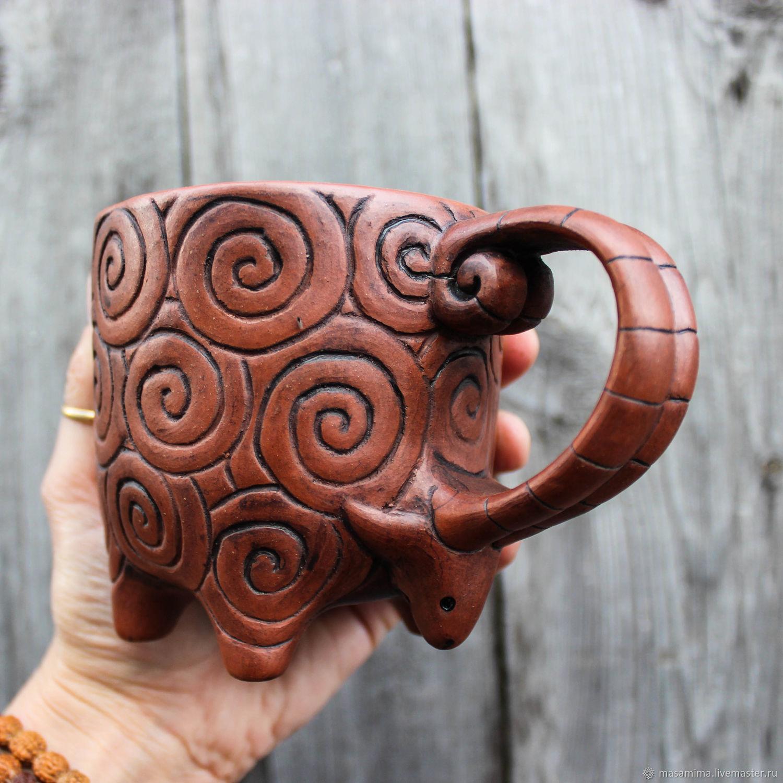 Baranochka, Mugs and cups, Shadrinsk,  Фото №1