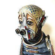 Куклы и игрушки handmade. Livemaster - original item The wanderer.. Handmade.