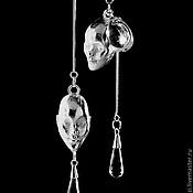 """Украшения ручной работы. Ярмарка Мастеров - ручная работа Подвеска """"OBLIK2"""". Handmade."""