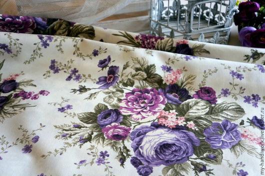 Шитье ручной работы. Ярмарка Мастеров - ручная работа. Купить Ткань хлопок  с покрытием TEFLON 130087-28. Handmade. Ткани