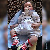 Куклы и игрушки ручной работы. Ярмарка Мастеров - ручная работа Щекастик -Пушистик Малышка Селеста. Handmade.
