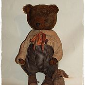 """Куклы и игрушки ручной работы. Ярмарка Мастеров - ручная работа """"Старенькое детство.Мальчик"""". Handmade."""
