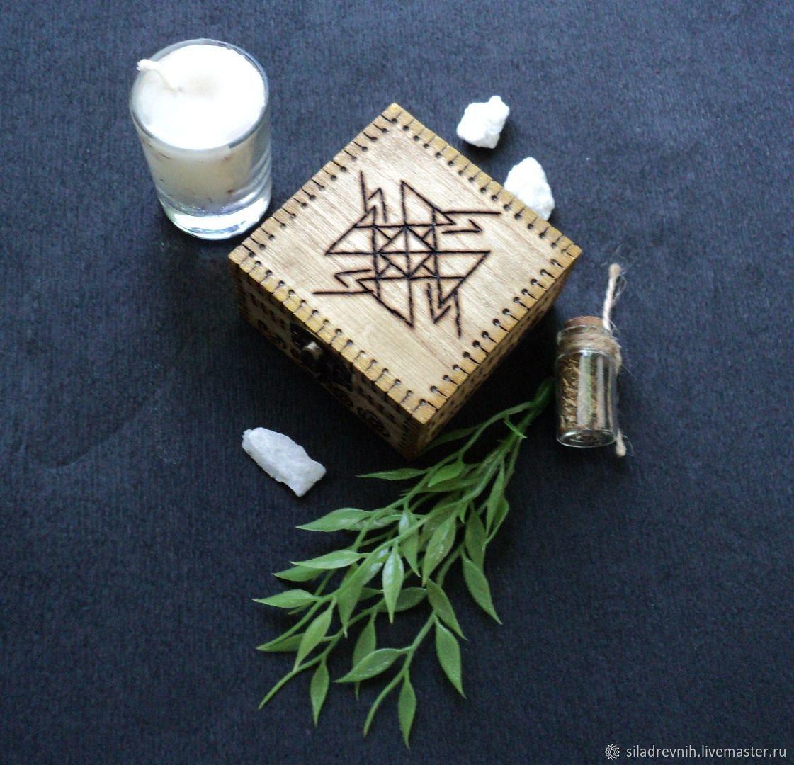 Amulet storage box, Ritual attributes, St. Petersburg,  Фото №1