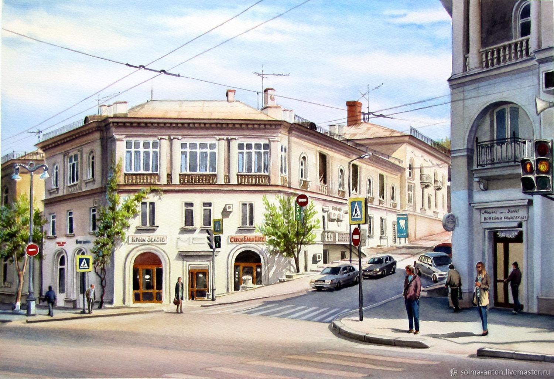 Апрель (Севастополь), Картины, Москва,  Фото №1