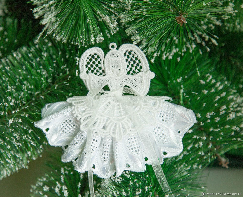 Christmas angel No. 3, Christmas decorations, Samara,  Фото №1
