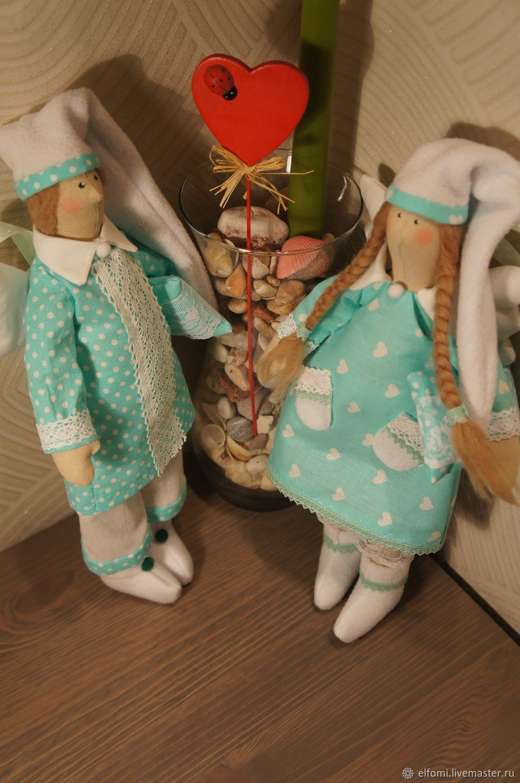 Тильда сплюшки ангелы добрых снов, Куклы Тильда, Санкт-Петербург,  Фото №1
