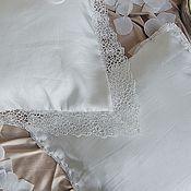 Подарки ручной работы. Ярмарка Мастеров - ручная работа Постельное белье на заказ в стиле ретро-шик. Handmade.