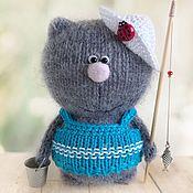 Куклы и игрушки handmade. Livemaster - original item Kitty Rybkin.. Handmade.