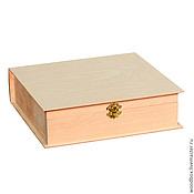 Материалы для творчества handmade. Livemaster - original item Kn22227 Box in book form square 26 26 8 cm.. Handmade.