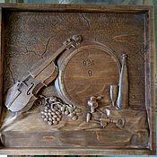 Картины и панно ручной работы. Ярмарка Мастеров - ручная работа Аперитив. Handmade.
