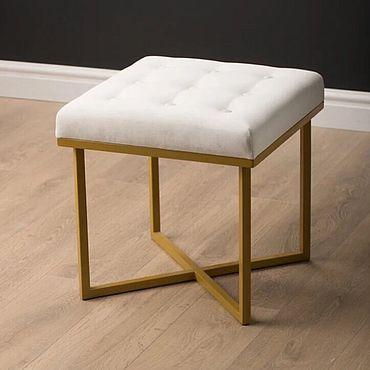Мебель ручной работы. Ярмарка Мастеров - ручная работа Дизайнерский табурет. Handmade.