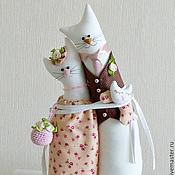 Для дома и интерьера ручной работы. Ярмарка Мастеров - ручная работа Подарок на свадьбу .Мадам и месье Бордо. Handmade.