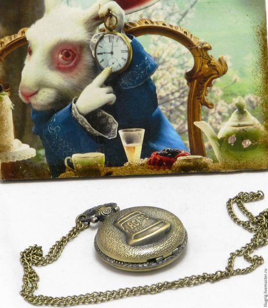 """Часы ручной работы. Ярмарка Мастеров - ручная работа. Купить Часы карманные """"AC/DC"""". Handmade. Часы, ac dc"""