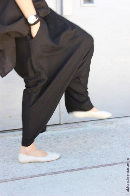 Купить льняные брюки с доставкой
