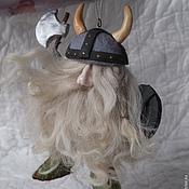 """Куклы и игрушки ручной работы. Ярмарка Мастеров - ручная работа Игрушка"""" Викинг"""". Handmade."""