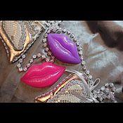 Косметика ручной работы. Ярмарка Мастеров - ручная работа Мыло губы, губки. Handmade.