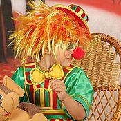 """Работы для детей, ручной работы. Ярмарка Мастеров - ручная работа Клоун """" Рыжик"""". Handmade."""