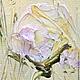 художник Марина Маткина Пермь, купить заказать картину Осло Питер Калининград Картина цвета топленого молока с цветами и травами - лен, ноготки, шиповник, роза, цветок собачка, львиный зев