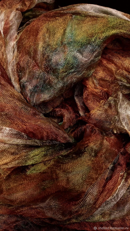 """Шелк """"Настроение"""" резерв, Материалы для валяния, Москва,  Фото №1"""