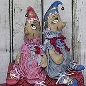 Куклы и игрушки ручной работы. Ярмарка Мастеров - ручная работа Близнецы. Handmade.