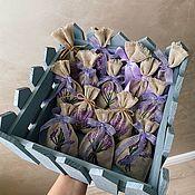 Мешочки ручной работы. Ярмарка Мастеров - ручная работа Лавандовое саше. Handmade.