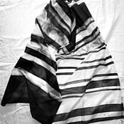 Аксессуары ручной работы. Ярмарка Мастеров - ручная работа Черное и белое. Handmade.