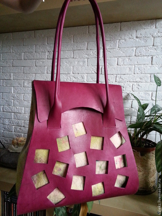 Женские сумки ручной работы. Ярмарка Мастеров - ручная работа. Купить Сумка. Handmade. Разноцветный, сумка женская, повседневная сумка