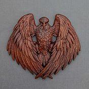 Картины и панно handmade. Livemaster - original item Eagle before the attack. Handmade.