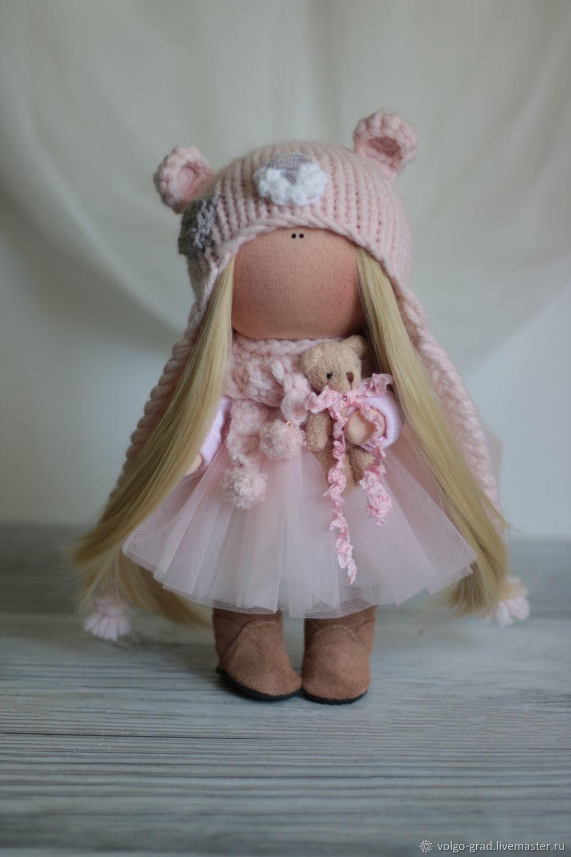 interior doll, Round Head Doll, Volgograd,  Фото №1