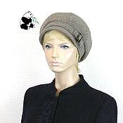 Аксессуары handmade. Livemaster - original item Stylish women`s cap octyklinka. Several colors. # №4. Handmade.