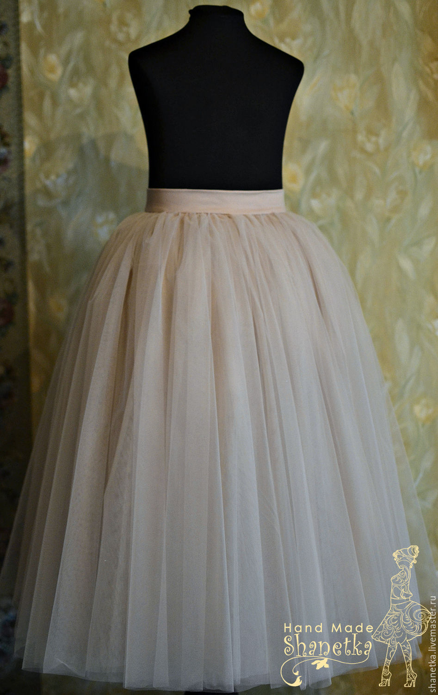 Платья с фатиновой юбкой сшить