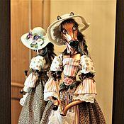 Куклы и игрушки ручной работы. Ярмарка Мастеров - ручная работа Лошадка Агата. Handmade.