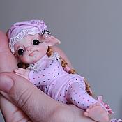Куклы и игрушки ручной работы. Ярмарка Мастеров - ручная работа Колыбельная Фея. Handmade.